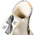 Vintage Polychrome Pottery 41023