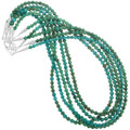 Emerald Valley Green Turquoise Necklace 41346