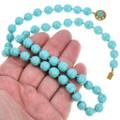 Vintage Ladies Turquoise Necklace 41350