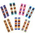 Colorful Navajo Geometric Pattern Beaded Hair Barrette Clip 41533