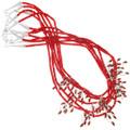 Native American Coral Necklaces 41551