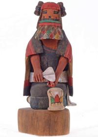 Hopi Kau-a Mana Kachina Doll