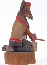 Traditional Cottonwood Kachina 23154
