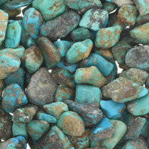 Tumbled Arizona Turquoise Nuggets 21005