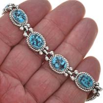 Turquoise Tennis Bracelet 26264