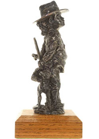1975 Bronze Sculpture 27240