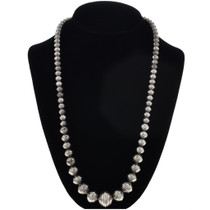 Navajo Desert Pearl Bead Necklace23715