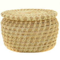 Papago Indian Jar Basket 27215