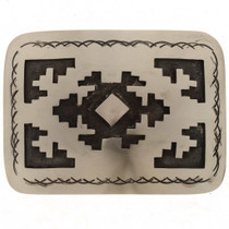 Four Corners Belt Buckle 23638