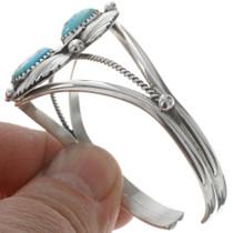 Native American Turquoise Cuff Bracelet 22099