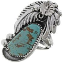 Turquoise Ladies Ring 27125