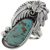 Turquoise Ladies Ring 27125
