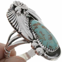 Turquoise Pointer Ring 27125