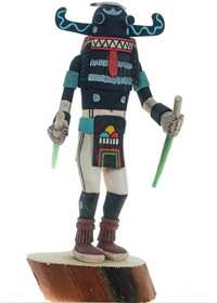 Authentic Kachina Doll 23508