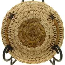 Vintage Tohono O'odham Bug Basket 26920