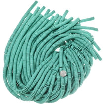 Blue Green Turquoise Strands 25496
