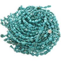 Turquoise Magnesite Nuggets 30868