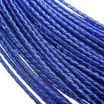 Shiny Blue Four-Ply Bolo Cord SF3717