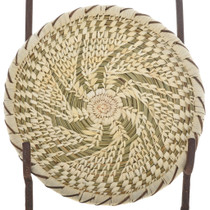 Authentic Tohono O'odham Indian Basket 22997