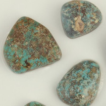 200 Carats Various Shapes Nevada Genuine Turquoise Cabochons