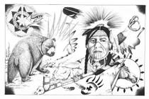 Indian Print