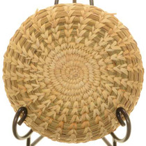 Vintage Traditional Indian Basket 25772