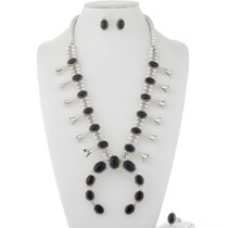 Squash Blossom Necklace Set 26887