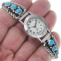 Navajo Turquoise Ladies Watch 23589