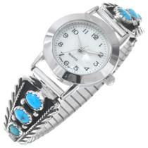 Sleeping Beauty Turquoise Ladies Watch 23589