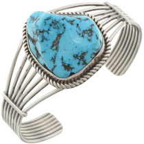 Old Pawn Turquoise Nugget Cuff 26893