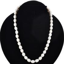 Navajo Indian Pearl Necklace 17583