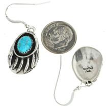 Native American French Hooks Earrings 26277