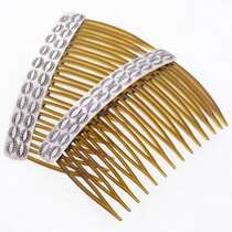 Sterling Hair Combs 22455