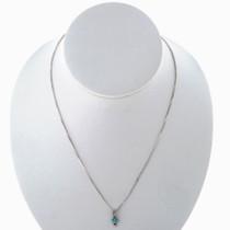 Turquoise Cross Charm 24711