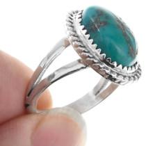 Handmade Ladies Silver Ring 26503