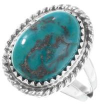 Bisbee Turquoise Ring 26503