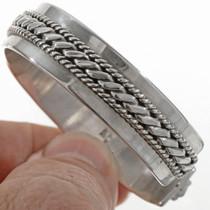 Twist Wire Sterling Cuff Bracelet 12731