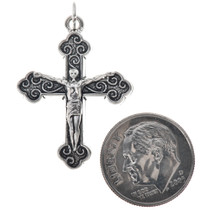 DIY Sterling Cross Jewelry Charms 35442