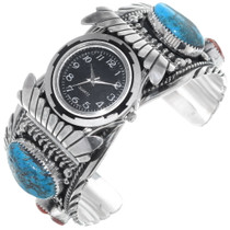 Turquoise Mens Watch 24427