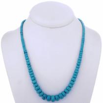 Unisex Turquoise Necklace 24682