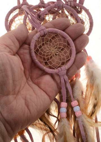 Small Handmade Dreamcatcher 23313