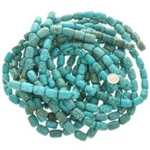 Sky Blue Spiderweb Turquoise Magnesite 30860