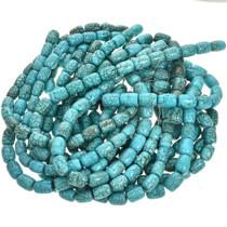 Turquoise Magnesite Beads 30859