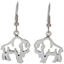 Buffalo Silver French Hooks 23639