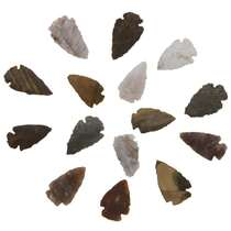 Knapped Indian Arrowhead 26329