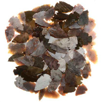 Assorted Agate Arrowheads 26329
