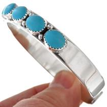 Turquoise Row Bracelet 22773