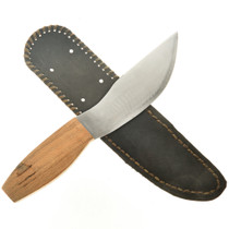Tough Steel Skinner Knife