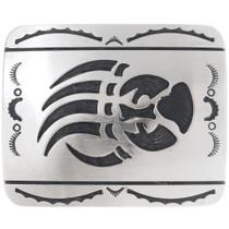 Longmire Bear Paw Belt Buckle 26361