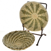 Native American Southwest Basket 22497